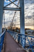 Teddington Lock Footbridge 2