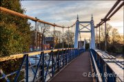 Teddington Lock Footbridge