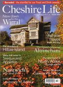 Cheshire Life Magazine November 2010