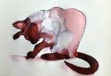 Inky Cat 1 - Prints