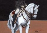 ACEO Spanish Riding School of Vienna