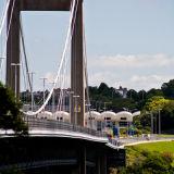 Tamar Bridge Tolls Complex