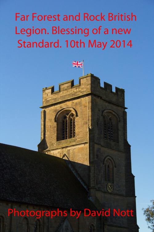 British Legion Standard
