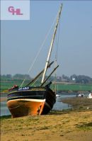 Ketch - Alnmouth Harbour