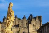 Statue de Vierge Marie, La Trivalle