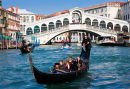 All in a day's work for a gondolier