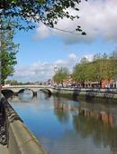In Dublin's fair city...