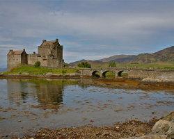Eilean Donan Castle 0480