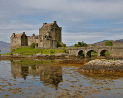 Eilean Donan Castle 0486
