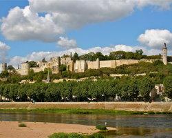 Chinon Castle 0717