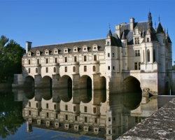 Chenonceau Chateau 0721