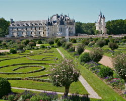 Chenonceau Chateau 0753