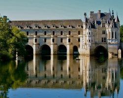 Chenonceau Chateau 0754
