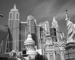 New York New York, Las Vegas 0901a