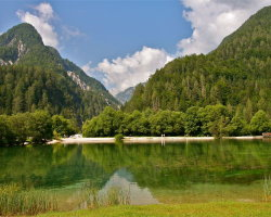Lake Jasna, Slovenia 2614