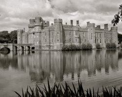 Herstmonceux Castle 3297a