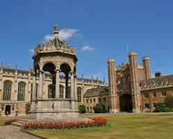 St John's College, Cambridge 6948