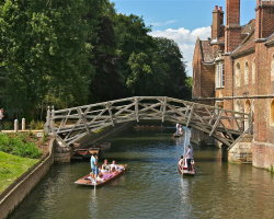 Mathematical Bridge, Cambridge 6995