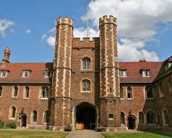 Queen's College, Cambridge 7001