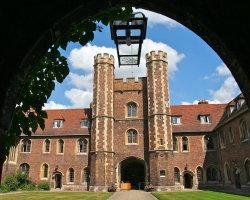 Queen's College, Cambridge 7011