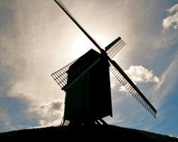 Windmills of Bruges 8118