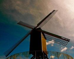 Windmills of Bruges 8127