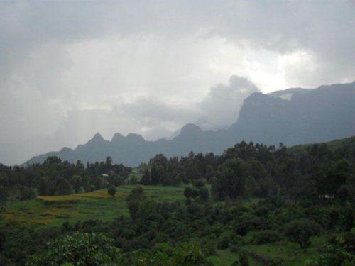 Dib Bahir (view east)