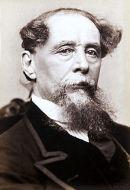 Charles Dickens (circa 1868)