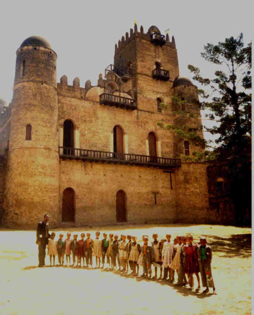 Fasil Castle