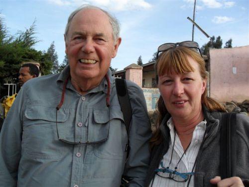 John and Jean Broadbent