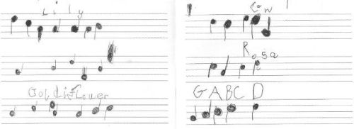 music composed in Infants 2
