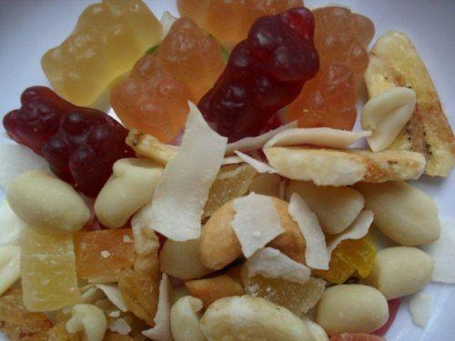 scrumptious snack