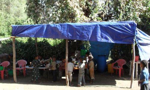 new shelter for the Infants