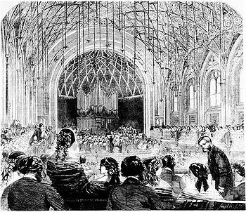 St James's Hall, London (1858)