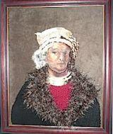 Rembrandt:  Self-Portrait – 1659