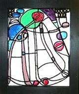 Rennie Mackintosh window