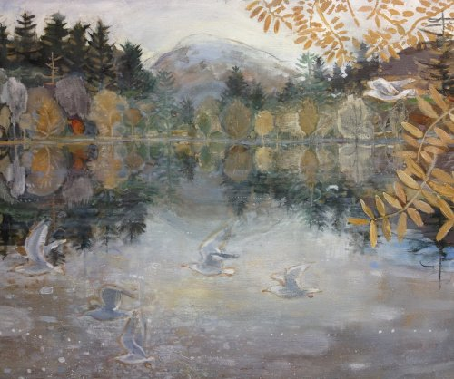 New Paintings at Rhueart