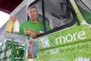Promotion image for Dairy Crest home delivery.