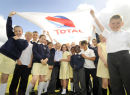 Total Green Awards school presentation.