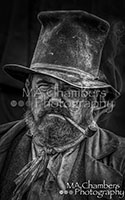 A Victorian Pipe Smoker