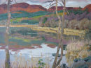 Study for Lake of Monteith