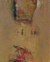 Figure, Oil on canvas, 40 x 100 x 3 cm copy