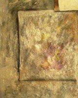 Gold, Mixed Media, 40 x 50 cm