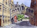 """Bridge of Sighs""Hertford College Oxford"