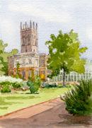 Botanical Gardens, Oxford