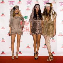 backstage fashion show Pacha