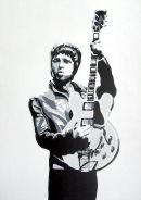 NOEL GALLAGHER. (GUITAR.)