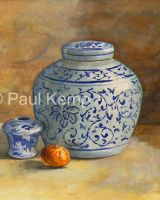 Gourd and Two Jars