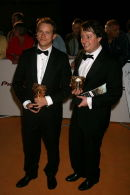 Mitchell & Webb at the BAFTAS
