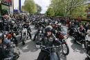 Hell's Angels Funeral